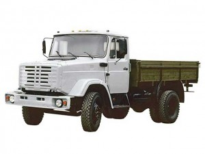 АМУР-53131 с кабиной от ЗИЛ-4331