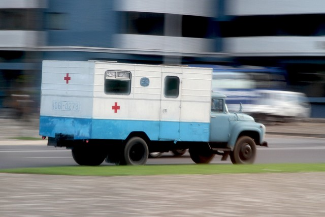 ЗиЛ 130 в Северной Корее