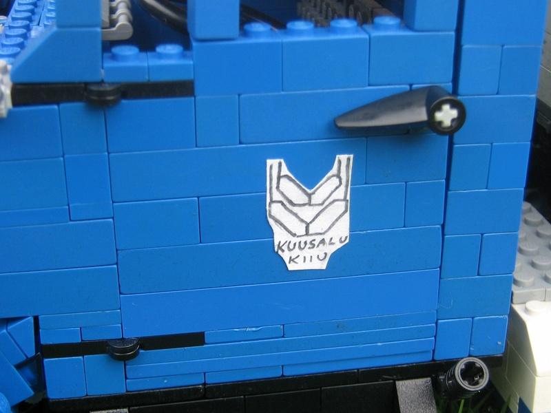 ЗиЛ 130 из Лего