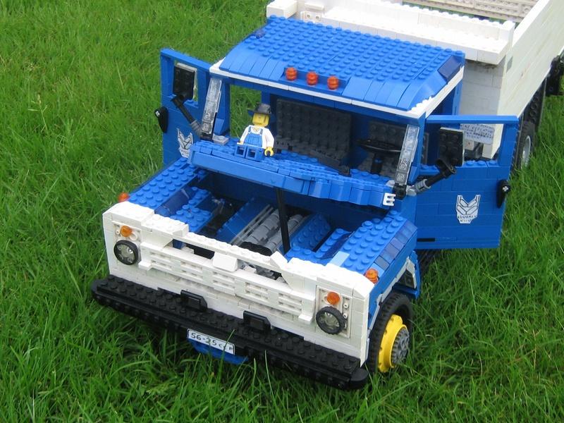 ZIL 130 - LEGO