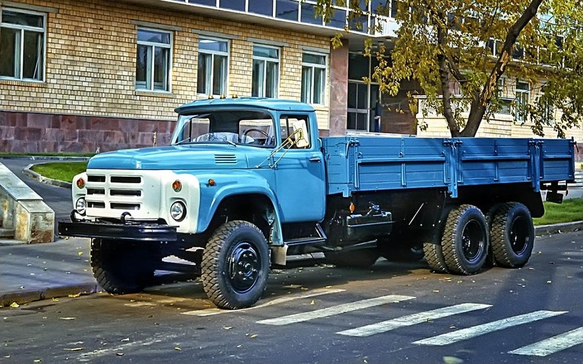 ЗИЛ-133ГЯ